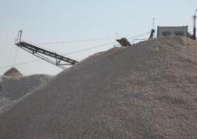 国内砂石资源开发利用现状